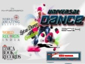 Universal Dance 2014 by Born2Dance - Upcoming Dance World Record in Ahmedabad 2014