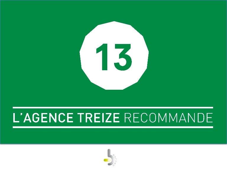 RECOMMENDATION STRATEGIQUE BORNEO 2013