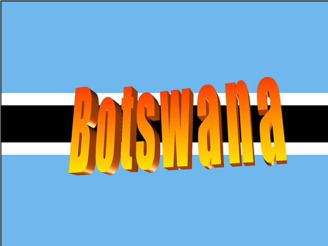 Botswana Music