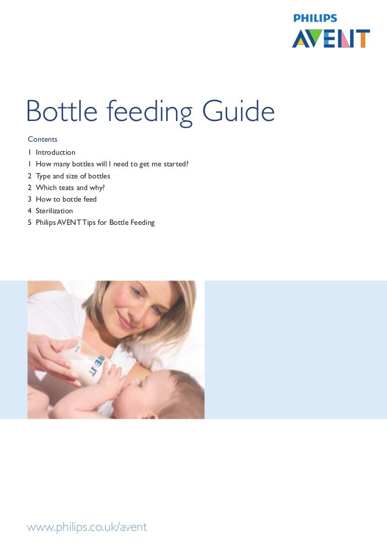 Artificial feeding of the child