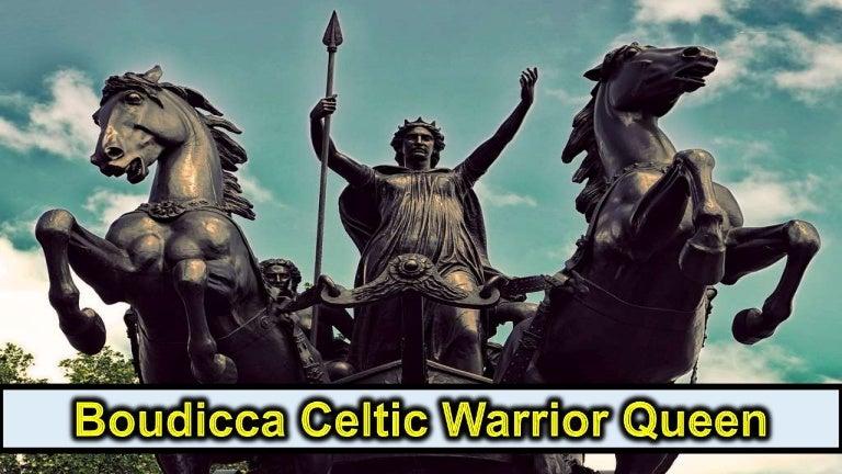 boudicca the warrior queen