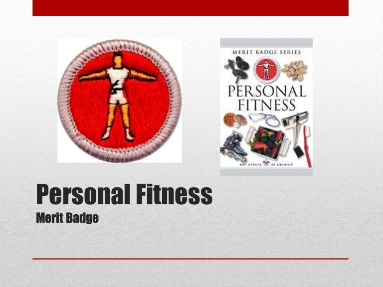 personal fitness merit badge answer key