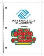 Boys & Girls Club of Lunenburg