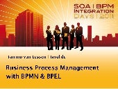 Business Process Management  with BPMN & BPEL