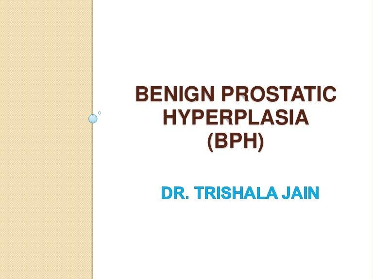 prostatic hypertrophy wikipedia