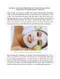 Bộ phấn  nụ trang điểm dưỡng da dành cho da thường