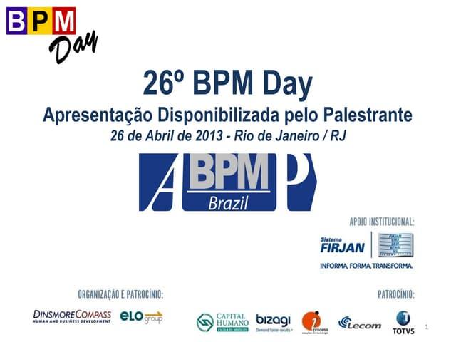 BPM Day Rio de Janeiro_Case Globalsat