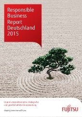 Responsible Business Report Deutschland 2015