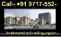 9717552112 : Brahma miracle mile : Brahma Miracle Mile Gurgaon Retail Shops