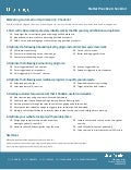 Marketing Automation Optimization Checklist