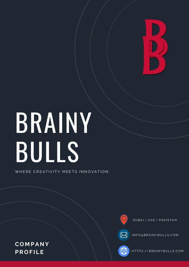 Top Web Development Social Media Agency In Uae Brainy Bulls Compa