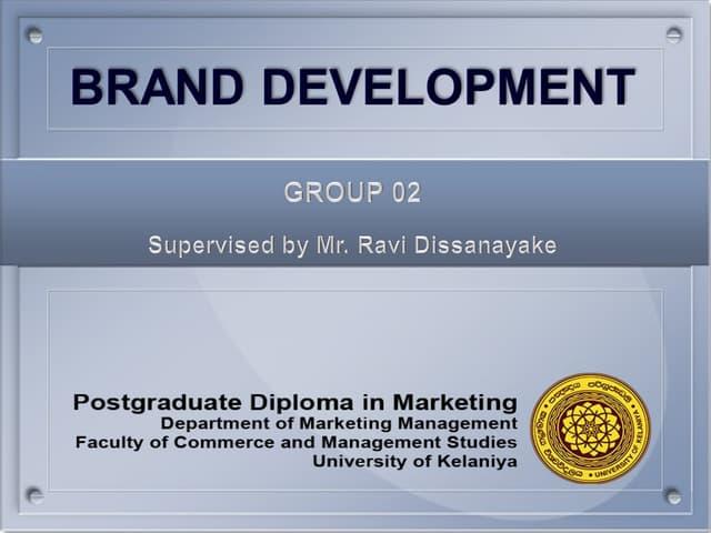 Brand development ( Cream Cracker  for Skin Beauty)
