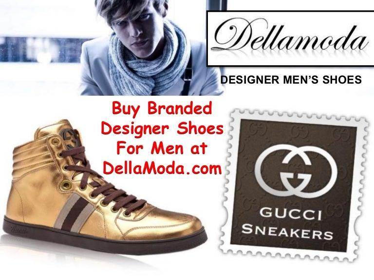 Branded designer shoes for men at della