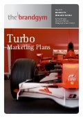 Turbo Charge Your Marketing Plan (brandgym paper 4)
