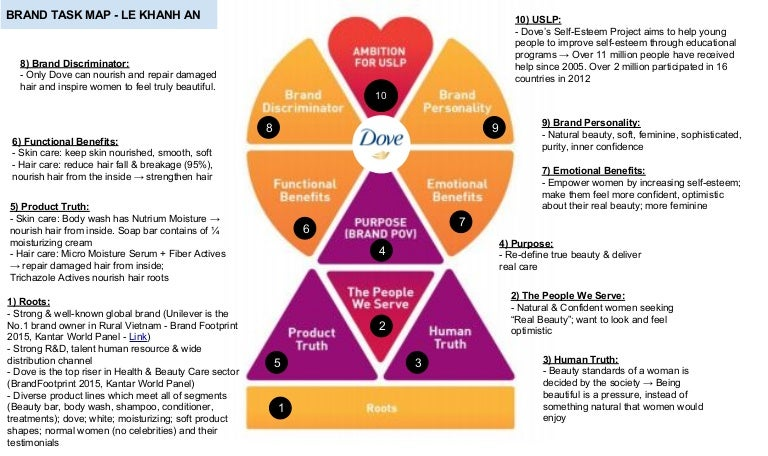 Brand Positioning Model Dove Case Study