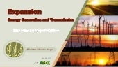 Energy Generation and Transmission