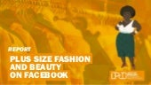 Brazilian Plus Size Fashion and Beauty on Facebook
