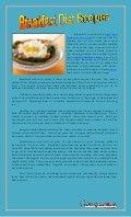 Breakfast diet recipes