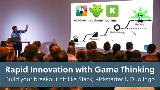 How Slack, Kickstarter & Duolingo used Game Thinking to create a breakout hit