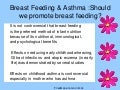Breast Feeding And Asthma
