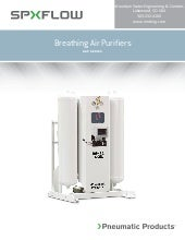 Breathing Air Purifiers for Commercial and Industrial Use