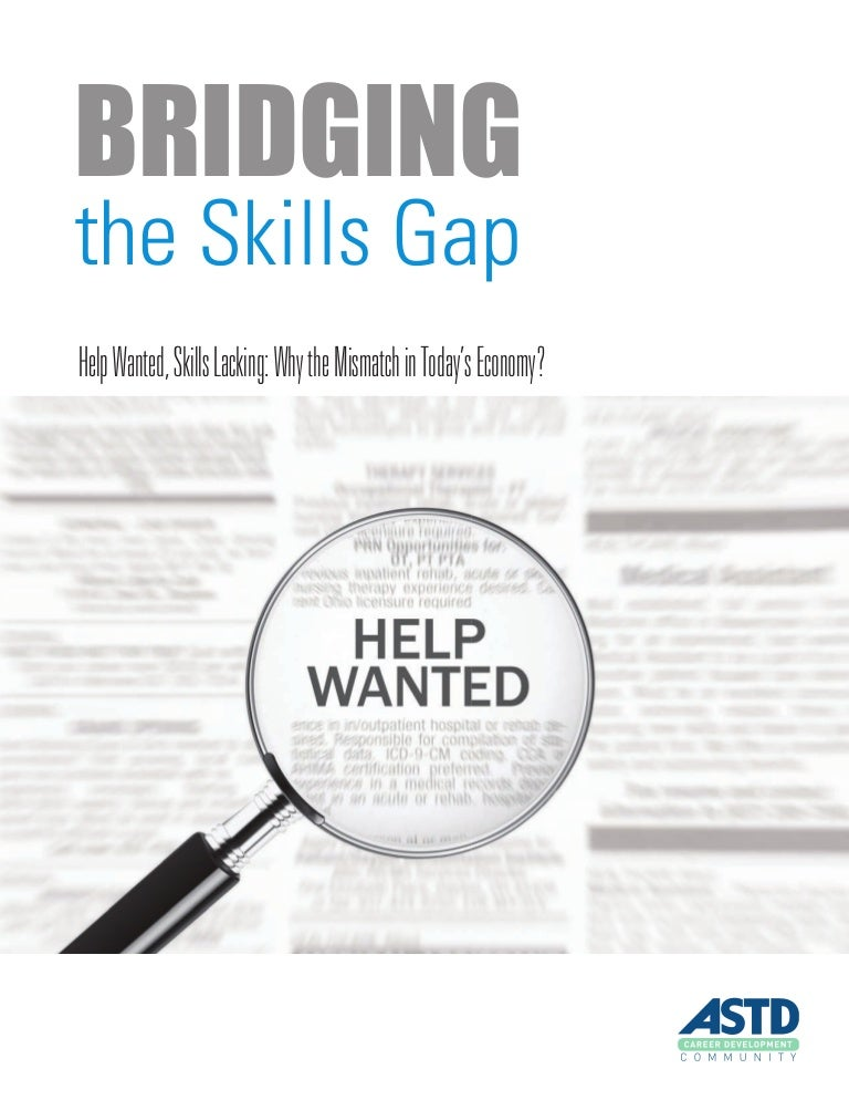 Bridging the-skills-gap 2012