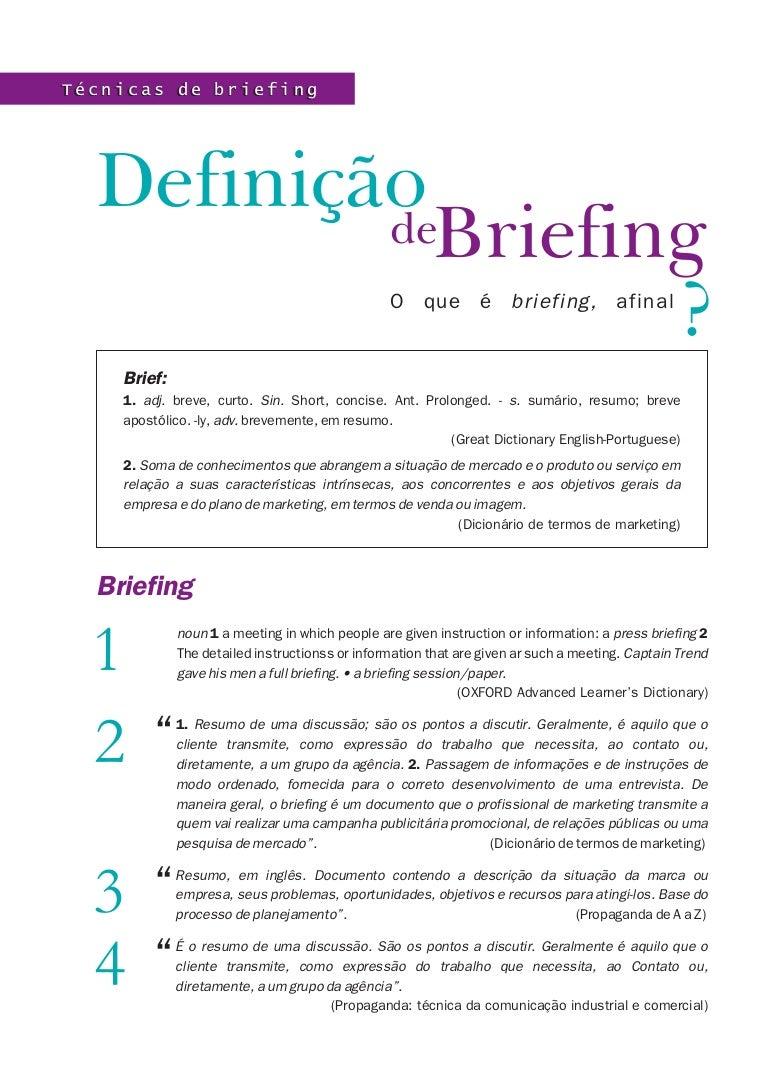 7a24a0b943 MODELOS de Briefing - by André Félix