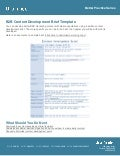 Brief template and sample - B2B content development