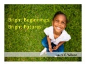 Bright Beginnings Inc. Fundraising Campaign