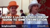 Harry and Lloyd's Idiot-proof Guide to GMB Optimization