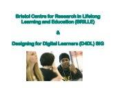 Brille & Designing for Digital Learners (D4DL) SIG