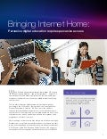 Bringing Internet Home – Pervasive Digital Education Requires Pervasive Access