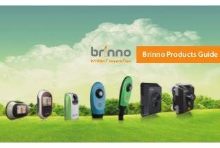 Brinno catalog-2011