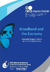 Broadband and the economy oecd june 2008