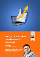 Growth Hacking: Vende más con Facebook