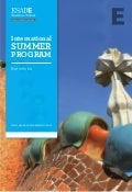 BROCHURE: ESADE Summer School - International Summer Programme