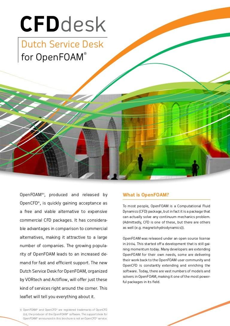 Brochure Open Foam En
