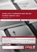 Global B2C E-Commerce and Online Payment Report 2013