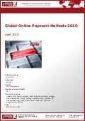 Global online Payment Methods 2010 by yStats.com