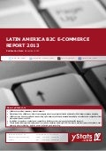 Brochure & Order Form_Latin America B2C E-Commerce Report 2013_by yStats