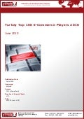 Turkey Top 100 E-Commerce Players 2010 by yStats.com
