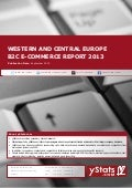 Western & Central Europe B2C E-Commerce Report 2013_by ystats