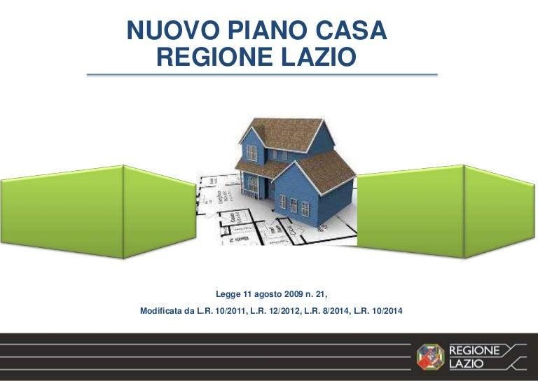 Nuovo Piano Casa Il Piano Dei Cittadini
