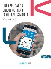 PlanBookTicket : une application qui rend la ville plus mobile
