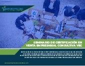 Seminario de Certificación en Venta Empresarial Consultiva VEC