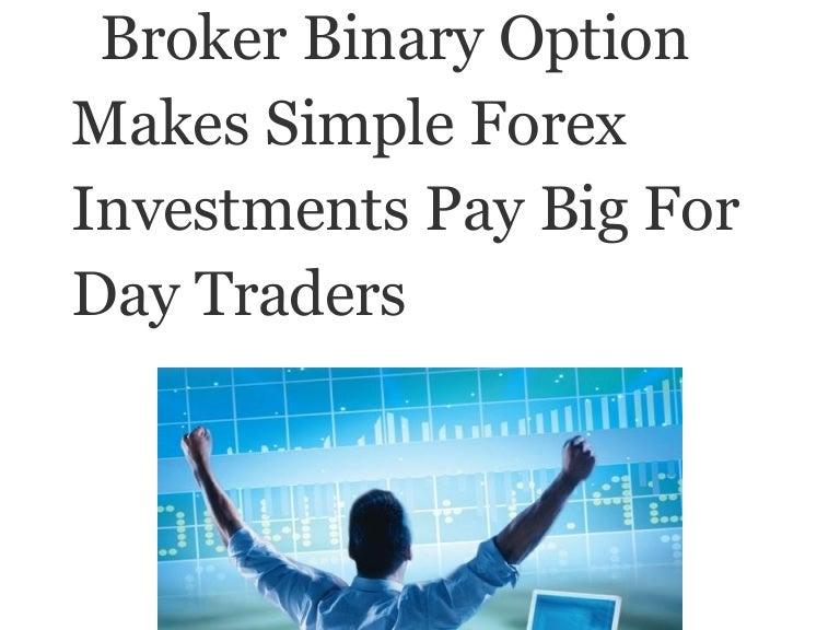 options binaires brokers