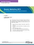 Beauty Marketing 2011 US Promotional Activities and Strategies Assessment - Brochure