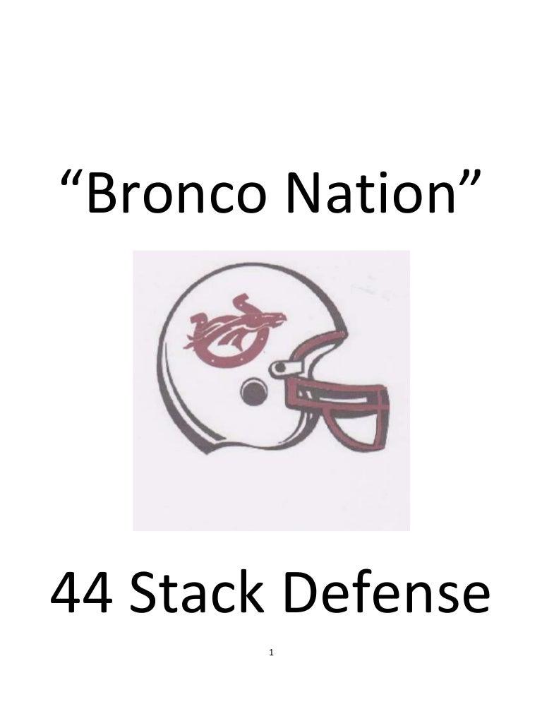Bronco 44 D