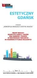 Koncepcja Regulacji Eststyki Miasta - broszura KREM