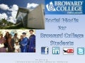 Broward College Social Media Presentation